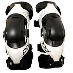 _POD K4 2.0 Orthopedic Knee Braces White/Black | K4024-058-P | Greenland MX_