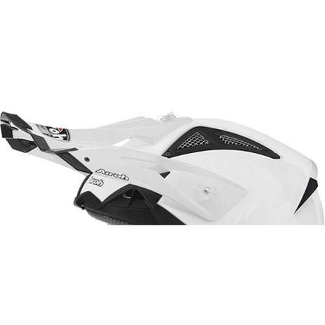 _Airoh aviator 2.1 Peak White Pearl Replacement Cap | AV2F14 | Greenland MX_