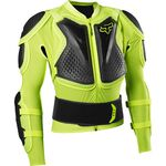 _Fox Titan Sport Jacket Yellow Fluo | 24018-130 | Greenland MX_