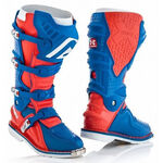 _Acerbis X-Move 2.0 Boots Red/Blue | 0017719.344 | Greenland MX_