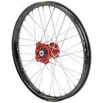 _Talon-Excel Honda CR/CRF 02-.. 21 x 1.60 front wheel red-black | TW753DRBK | Greenland MX_