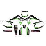 _Kit Adhesivos Completo Kawasaki KX 450 F 12-15 Two Two | SK-KX4501215TWO-P | Greenland MX_