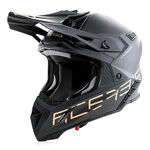 _Casco Acerbis Steel Carbon Negro/Oro | 0023424.100 | Greenland MX_