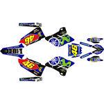 _Yamaha YZ 125/250 15-20 Full Sticker Kit VR 46 Edition | SK-YYZ1252501520VR-P | Greenland MX_