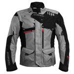 _Acerbis Adventure Jacket Black/Grey | 0017793.319 | Greenland MX_