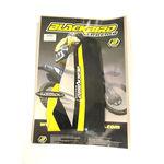 _Blackbird Seat Cover Suzuki RM 125/250 01-13   BKBR-1312   Greenland MX_