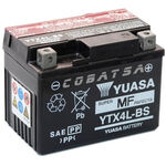 _Yuasa battery free maintenance Yuasa YTX4L-BS | BY-YTX4LBS | Greenland MX_
