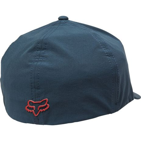 _Fox Barred Flexit Hat Navy | 23024-007 | Greenland MX_