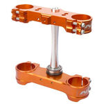 _Triple Clamp Neken Standard KTM SX/SX-F 125/250/350/450 13-17 (Offset 22mm) Orange | 0603-0660 | Greenland MX_