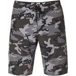 _Fox Camo Stretch Boardshort Black | 23312-247 | Greenland MX_