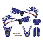 _Tecnosel Decal Kit + Seat Cover Replica Team Yamaha 1998 YZ 125/250 96-01 | 82V02 | Greenland MX_