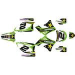 _Kit Adhesivos Completo Kawasaki KX 450 F 09-11 Rockstar | SK-KX450F0911RKS-P | Greenland MX_