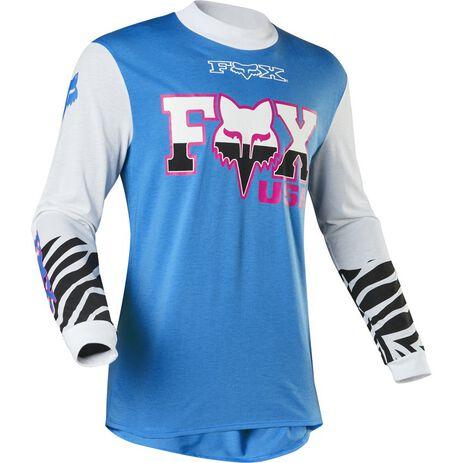 _Fox Retro Zebra Limited Edition Jersey   22949-189   Greenland MX_