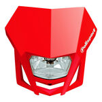 _Polisport LMX Headlight Red | 8657600006 | Greenland MX_