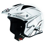 _Casco Airoh Trial TRR Smart Gloss Blanco | TRRSM38P | Greenland MX_