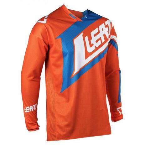 _Jersey Youth Leatt GPX 2.5 Orange/Blue | LB5018700280-P | Greenland MX_