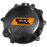 _Protector Tapa Discos Embrague 4MX KTM EXC-F 250 14-16 350 12-16 SX-F 250 13-15 350 12-15 Carbon | 4MX12.02 | Greenland MX_