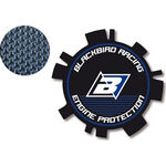 _Blackbird Yamaha YZ 125 02-.. Clutch Cover Protection Sticker | 5233-04 | Greenland MX_