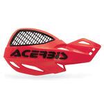 _Acerbis Uniko Vented Handguards Red/Black   0009846.112   Greenland MX_