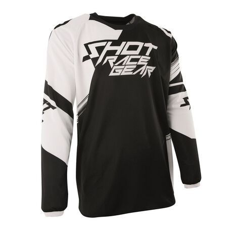 _Shot Contact Claw 2017 Jersey Black | A0E-12B1-B01 | Greenland MX_