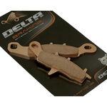 _Delta Front Brake Pads Kawasaki KX 80 97-00 KX 85 01-13 RM 85 05-13   DB2260   Greenland MX_