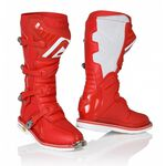 _Acerbis X-Pro V Boots Red | 0021596.110 | Greenland MX_