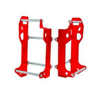 _Honda CR 250 R 02-07 Radiator Cages Red | 2CP06000910007 | Greenland MX_