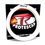 _Protezione Silenziatore Protescap 34-41 cm (4T) Bianco | PTS-S4T-WT | Greenland MX_