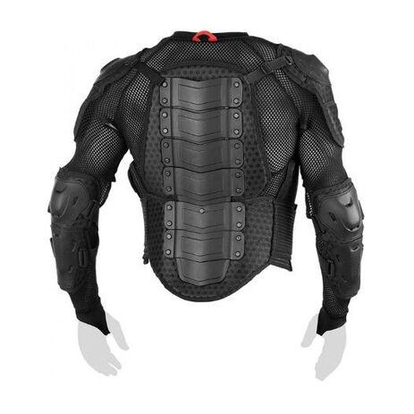 _Hebo JKT Protector II Junior Body Armour Black | HE6372 | Greenland MX_