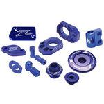 _Kit Accesorios Aluminio Zeta Racing Suzuki RMZ 250 07-18 RMZ 450 05-18 Azul | ZE51-2236 | Greenland MX_