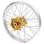 _Talon-Excel Suzuki RMZ 250/450 07-.. 19 x 1.85 rear wheel gold-silver | TW663NGS | Greenland MX_