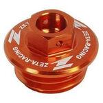 _Zeta KTM 2 strokes/4 strokes Oil Filler Plug Orange | ZE89-2416 | Greenland MX_