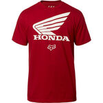 _Fox Honda SS Tee Shirt | 23144-465-P | Greenland MX_