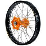 _Talon-Excel KTM SX/SXF 12-.. Husqv. FC/TC 16-.. 18 x 2.15 (25 MM Axe) rear wheel Orange-Black | TW693LORBK | Greenland MX_