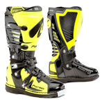 _Forma Predator Boots Black/Yellow Fluor | FORC420-9978 | Greenland MX_