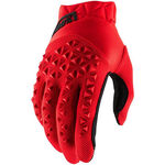 _Gloves 100% Airmatic Red/Black | 10012-013 | Greenland MX_