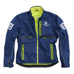 _Husqvarna Gotland Jacket Blue | 3HS182140P | Greenland MX_