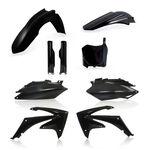 _Full Kit Plásticos Acerbis Honda CRF 250 R 11-13 CRF 450 R 11-12 Negro   0015707.090   Greenland MX_