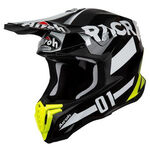 _Casco Airoh Twist Racr Negro | TWRA17 | Greenland MX_
