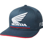 _Fox Honda Flexit Hat Navy | 23017-007 | Greenland MX_