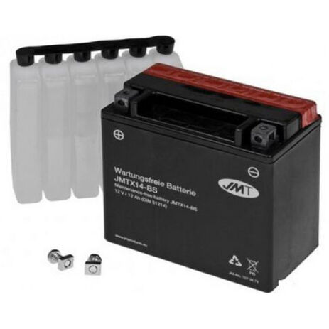 _JMT YTX14-BS battery free maintenance | 7073679 | Greenland MX_