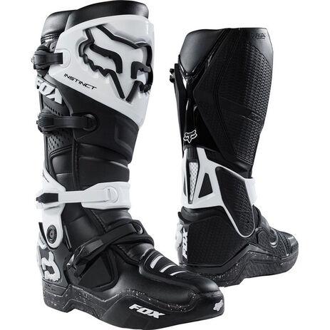 _Fox Instinct 2.0 Boots Black | 12252-001-P | Greenland MX_