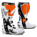_Forma Predator Boots Orange/White | FORC420-16 | Greenland MX_