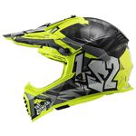 _LS2 Fast EVO MX437 Crusher Helmet | 404373412-P | Greenland MX_