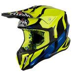 _Airoh Twist Great Helmet Yellow   TWGR17   Greenland MX_