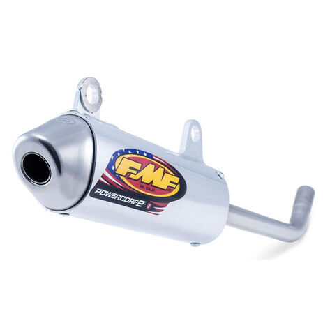 _Silenziatore FMF Power Core 2 KTM SX 50 Pro 01-08 | 025053 | Greenland MX_