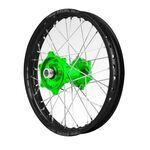 _Talon Excel Kawasaki KX/KXF 03-..19 x 1.85 rear wheel Green-black   TW653NGRBK   Greenland MX_