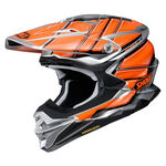 _Shoei Helmet VFX-WR Glaive TC-8   VFXWRGTC80   Greenland MX_