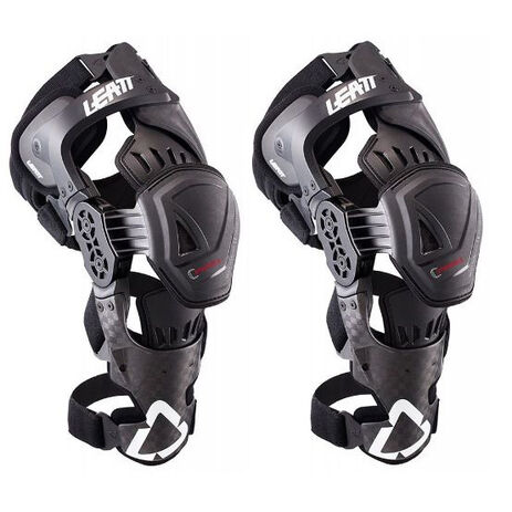 _Leatt C-Frame Pro Carbon Knee Guard | LB5017010100P | Greenland MX_