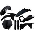 _Acerbis KTM SX 125/150/250 2012 SX-F 250/450/505 11-12 Plastic Full Kit | 0015702.090-P | Greenland MX_